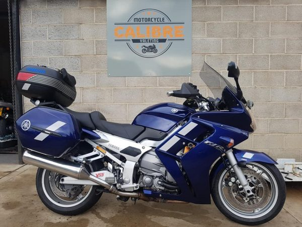 Well maintained FJR